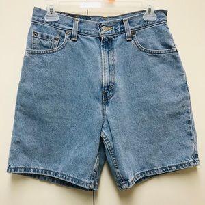 Levi's Strauss &Co women's short size 8
